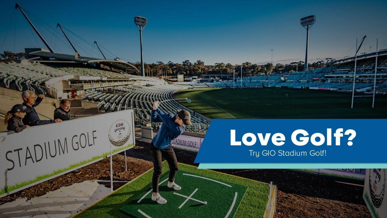 GIO Stadium Golf